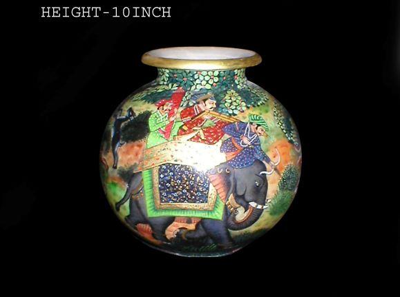 Pot And Jar